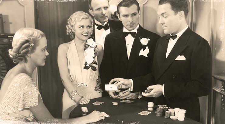 Blackjack main rules