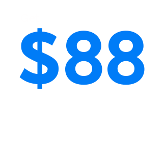 $88 FREE NO DEPOSIT NEEDED