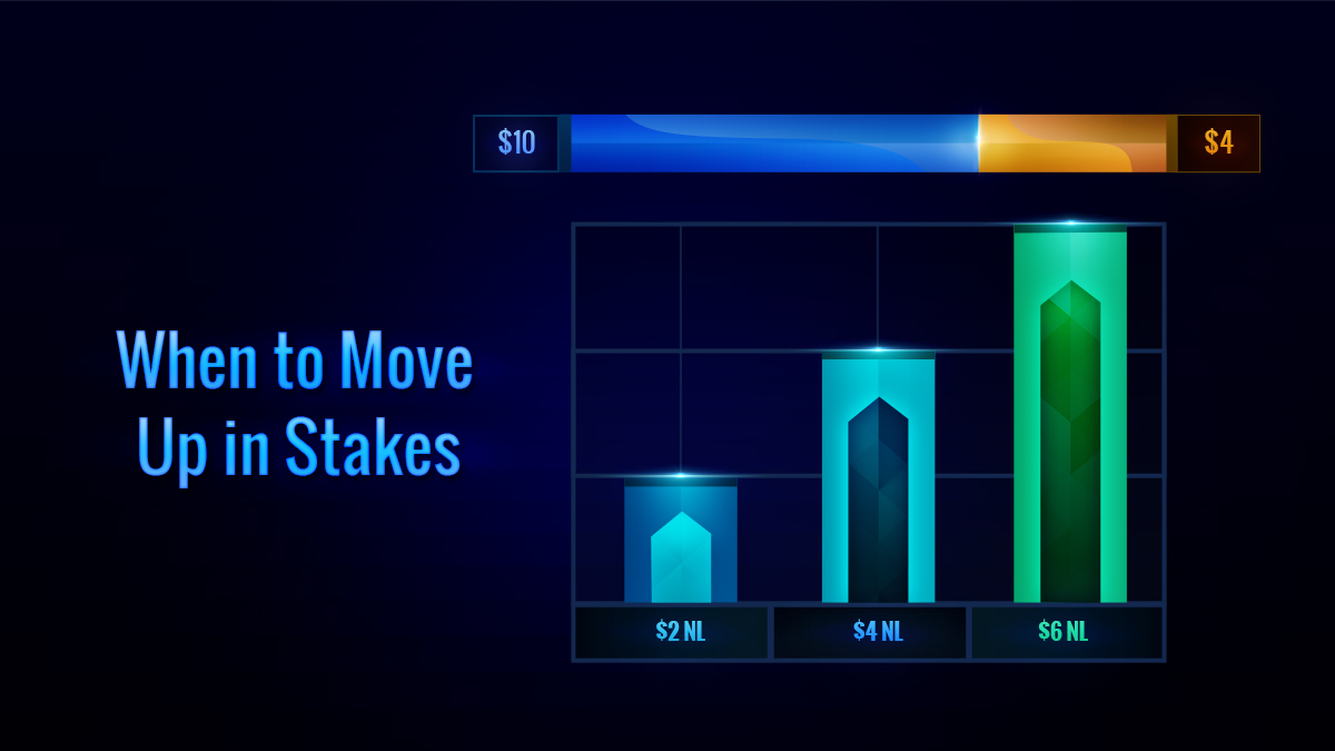 When to Move Up in Stakes